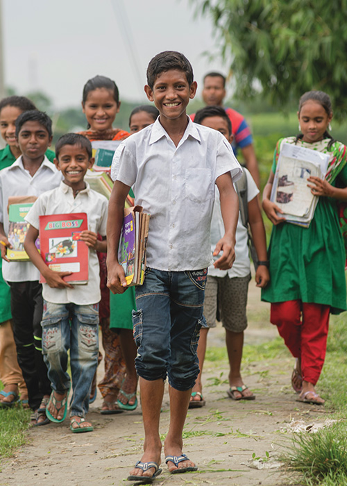 Educate 25 Children for a Year
