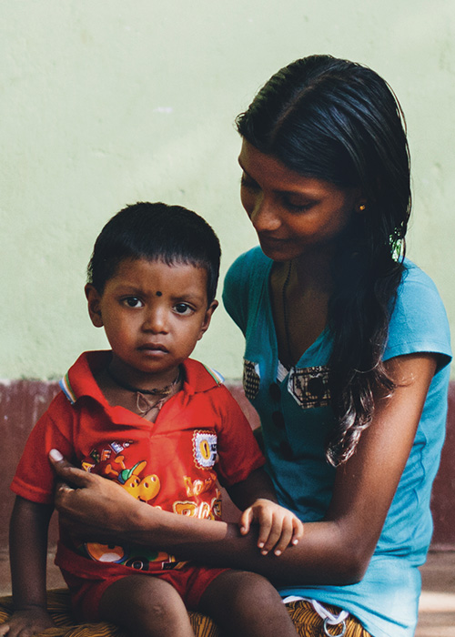 Street Children Outreach