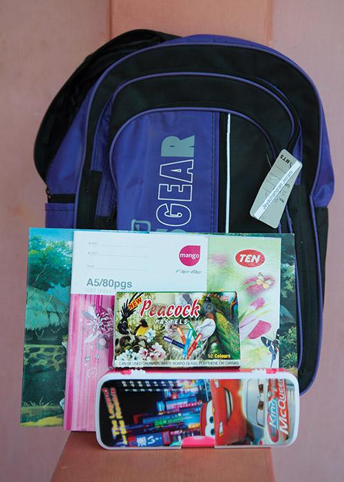 School Supplies for Success